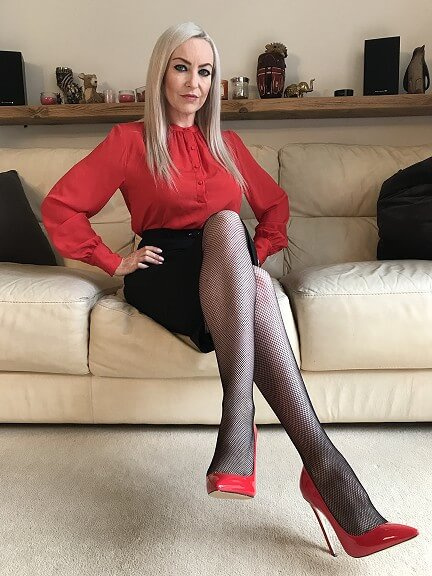 Miss Jessica Wood forced feminisation mistress and sissy maid training sessions