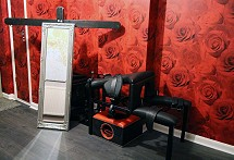 MJ Fetish Studio - Fetish Furniture